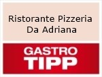 Logo Ristorante Pizzeria Da Adriana