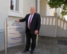 Rechtsanwalt  Dr. Friedbert Mordfeld