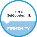 Logo E-H-S Gebäudetechnik GmbH & Co. KG