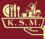 Logo K.S.M.  Gastronomie + Dienstleistungs GmbH & Co.KG