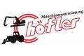 Logo Lothar Höfler  Maschinenvermietung Höfler