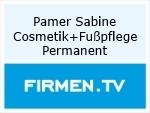 Logo Pamer Sabine Cosmetik+Fußpflege+Permanent