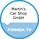Logo Martin's Car Shop GmbH
