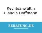 Logo Rechtsanwältin Claudia Hoffmann