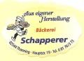 Logo Bäckerei A. Schapperer