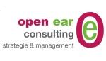 Logo open ear Unternehmensberatung