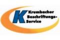 Logo Krumbacher Beschriftungs-Service