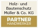 Logo Holz- und Bautenschutz Müller & Co. KG