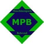 Logo MPB Maschinenpark Behrend