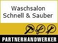 Logo Waschsalon Schnell & Sauber Inh. R. Franz