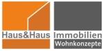 Logo Haus&Haus  Immobilien-Wohnkonzepte