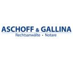 Logo Aschoff & Gallina  Rechtsanwälte - Notare