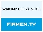 Logo Schuster UG & Co. KG