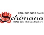 Logo Staudengärtnerei Staudenoase  Renate Schimana