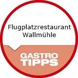 Logo Flugplatzrestaurant Wallmühle