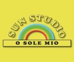 Logo O SOLE MIO / SUN up  Sonnenstudios GdbR