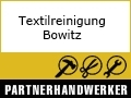 Logo Textilreinigung Bowitz
