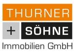 Logo THURNER + SÖHNE Immobilien GmbH