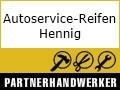 Logo Autoservice-Reifen Hennig