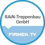 Logo RAiN-Treppenbau GmbH