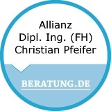 Logo Allianz Dipl. Ing. (FH) Christian Pfeifer