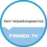 Logo Kern Verpackungsservice Seekisten – Luftfrachtkisten – Exportverpackung