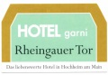 Logo Hotel Rheingauer Tor