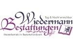 Logo Bestattungen Wiedermann