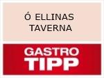 Logo Ó ELLINAS TAVERNA
