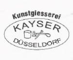 Logo Kunstgießerei Kayser GmbH