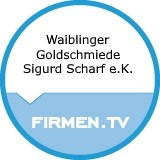 Logo Waiblinger Goldschmiede Sigurd Scharf e.K.