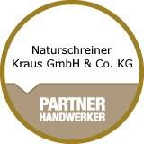 Logo Naturschreiner Kraus GmbH & Co. KG