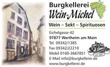 Burgkellerei Wein Michel Inh. Konrad Michel