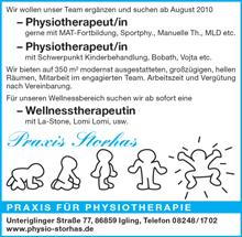 Storhas GbR Praxis für Physikalische Therapie