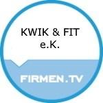 Logo KWIK & FIT e.K.