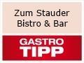 Logo Bistro Bar  Zum Stauder