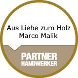 Logo Aus Liebe zum Holz  Marco Malik
