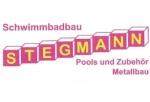 Logo Schwimmbadbau  Metallbau Stegmann
