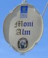 Logo Berggasthof Moni-Alm GmbH