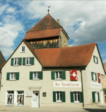 Der Turmfriseur  Simone Näpflein