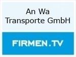 Logo An Wa Transporte GmbH
