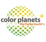 Logo Color Planets Autolackierung