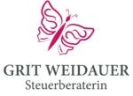 Logo Grit Weidauer  Steuerberaterin