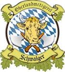 Logo Oberlandmetzgerei  Michael Schwaiger