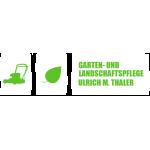 Logo Garten- und Landschaftspflege - Kommunaldienstleistungen Ulrich M. Thaler