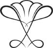 Logo La Lila - Blumenkunst -