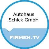 Logo Autohaus Schick GmbH
