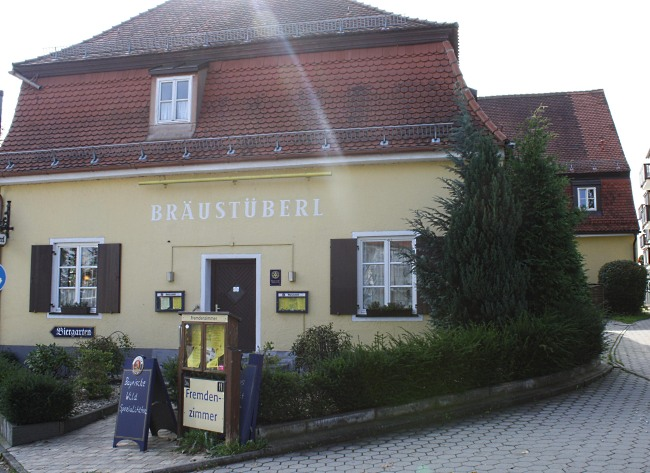 Waitzinger Bräustüberl aus Landsberg am Lech
