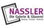 Logo Nassler Die Galerie und Glaserei