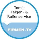 Logo Tom's Felgen- & Reifenservice